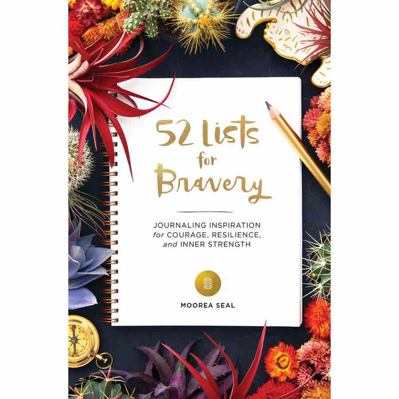 52 Lists For Bravery Journal