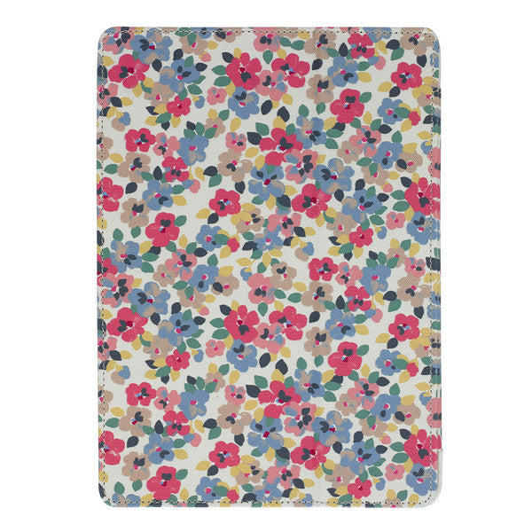 Painted Pansies Hard Case for iPad Mini 4