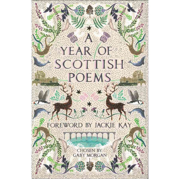 A Year Of Scottish Poems front