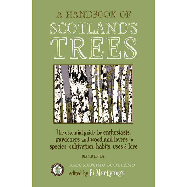 A Handbook Of Scotland's Trees book front