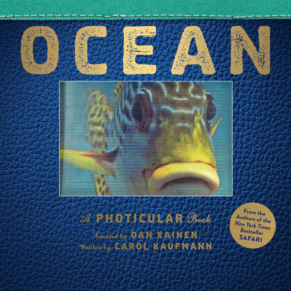A Photicular Book - Ocean