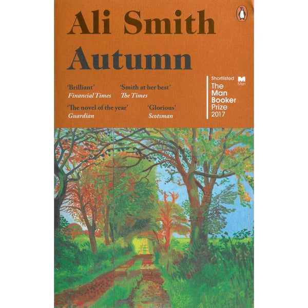 Ali Smith - Autumn book front cover