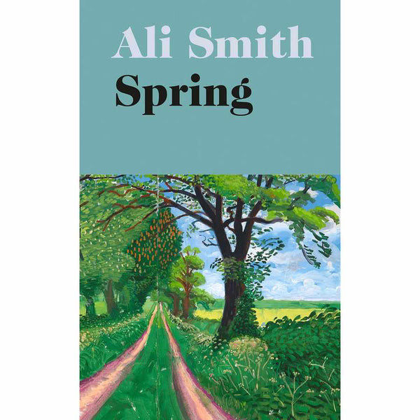 Ali Smith - Spring book front cover