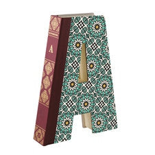 Alphabooks - Letter Shaped Notebooks - A