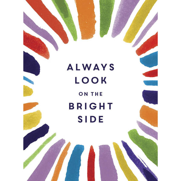 Always Look On The Bright Side book front