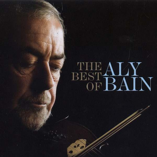 Aly Bain - The Best of Aly Bain CD front cover WHIRLIECD14