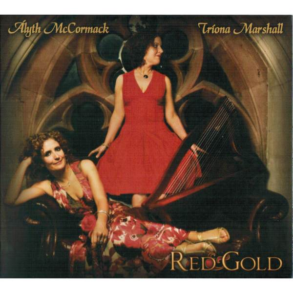 Alyth McCormack and Triona Marshall - Red Gold Anecd102