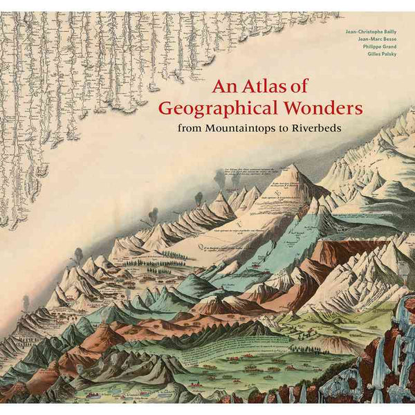An Atlas Of Geographical Wonders front