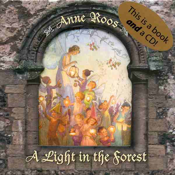 Anne Roos - A Light In The Forest CD front cover