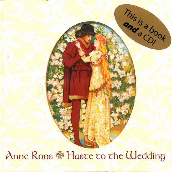 Anne Roos - Haste To The Wedding CD front cover