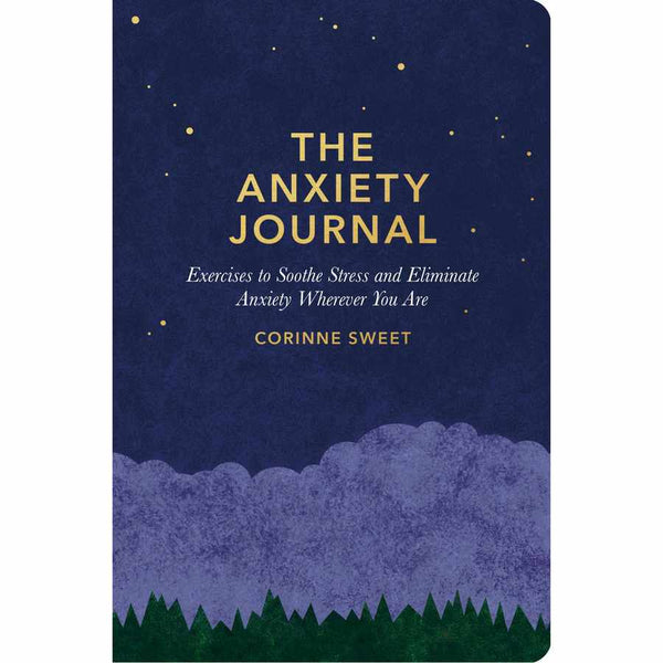 Anxiety Journal by Corinne Sweet