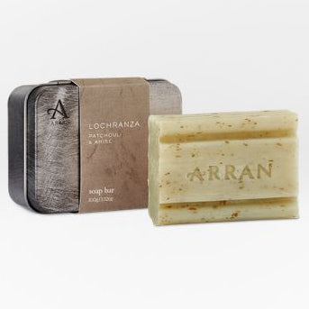 Arran Aromatics Lochranza Tinned Soap 100g