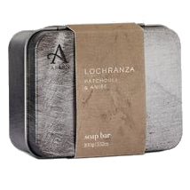 Arran Aromatics Lochranza Tinned Soap 100g tin