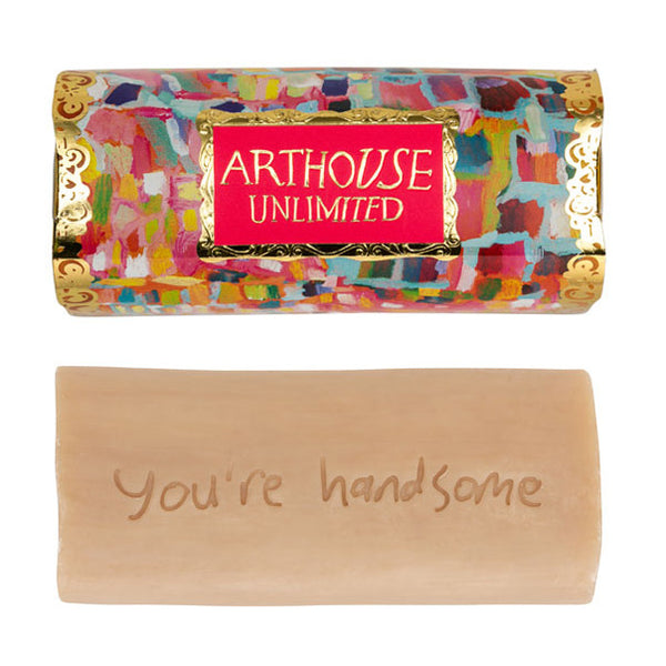 Arthouse Unlimited Organic Tubular Soap Genie Design main