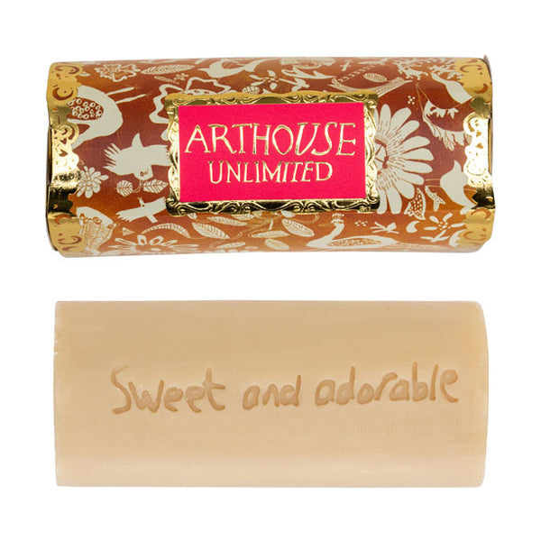 Arthouse Unlimited Organic Tubular Soap Serendipity Design