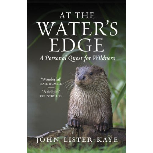 John Lister-Kaye - At The Water's Edge book front cover