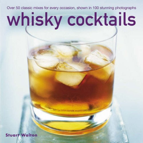 Whisky Cocktails book