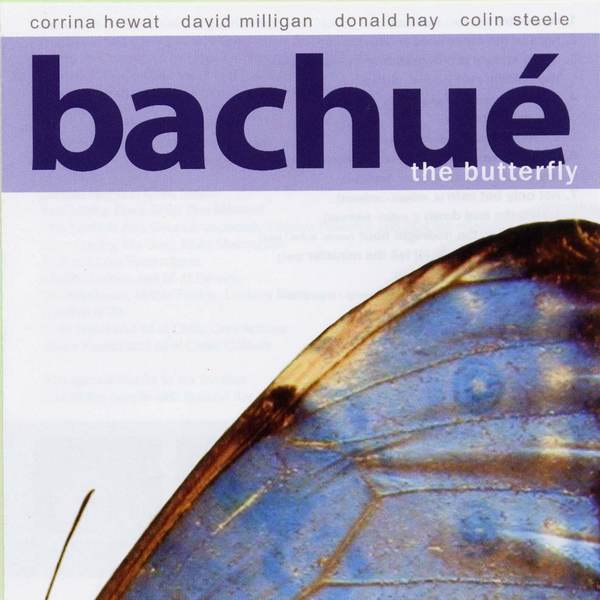 Bachue - The Butterfly Bbrcd015