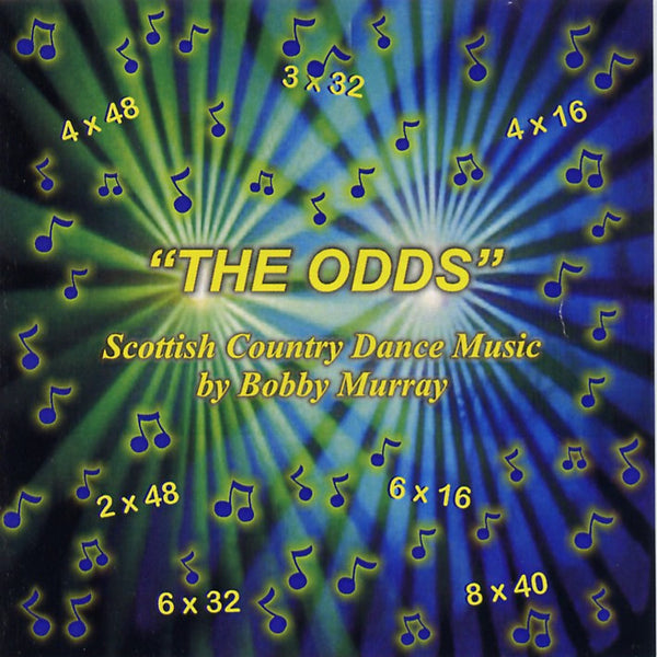 "Bobby Murray - Scottish Country Dance Music ""The Odds"""