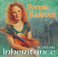 Bonnie Rideout - Scottish Inheritance CD front cover