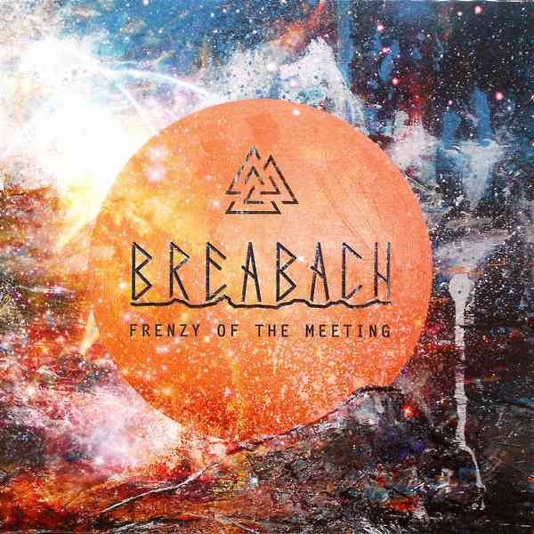 Breabach Frenzy Of The Meeting CD front