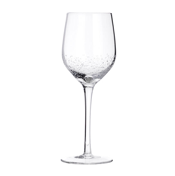 Bubble White Wine Glass