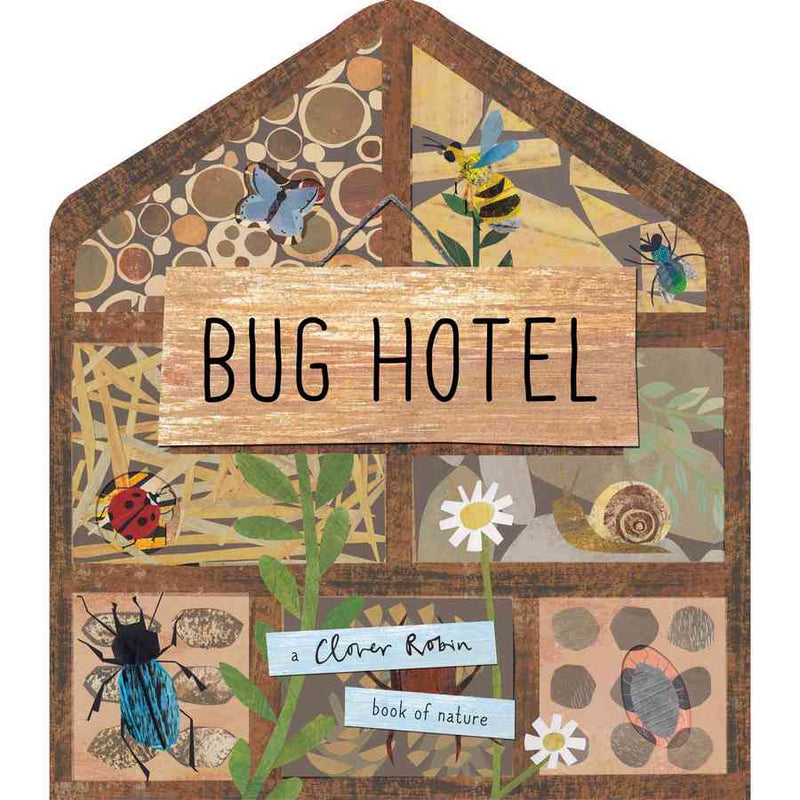 Bug Hotel Lift-the-flap Book