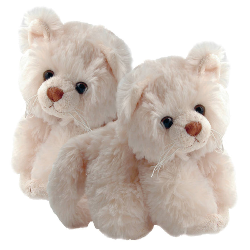 Bukowski Bears - Soft Toy White Kitten - Guccio
