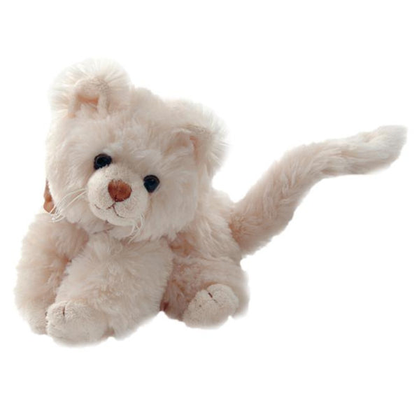 Bukowski Bears - Soft Toy White Kitten - Little Guccio