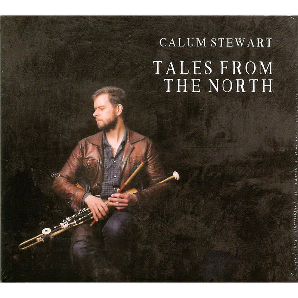 Calum Stewart - Tales From The North - CD front