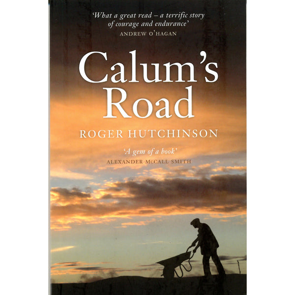 Roger Hutchinson - Calum's Road - Book