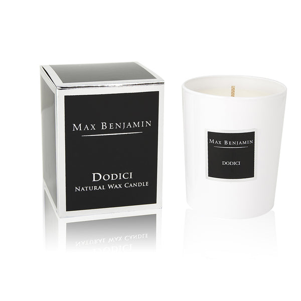 Max Benjamin Candle in Gift Box - Dodici