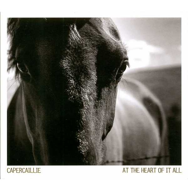 Capercaillie - At The Heart Of It All - CD cover front