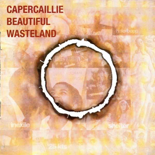 Capercaillie - Beautiful Wasteland - CD cover front