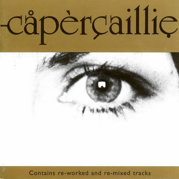 Capercaillie - Capercaillie - CD cover front