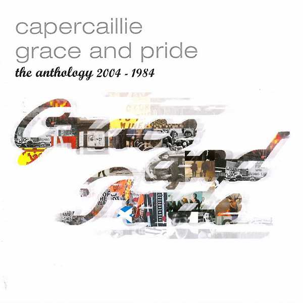 Capercaillie - Grace & Pride CD cover front
