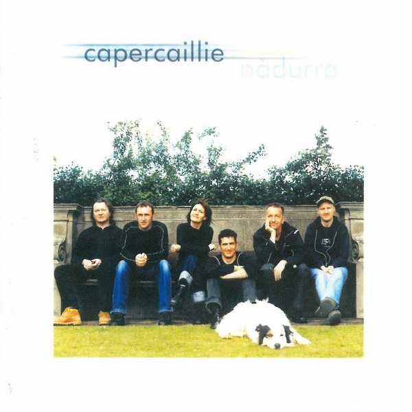 Capercaillie - Nadurra - CD cover front