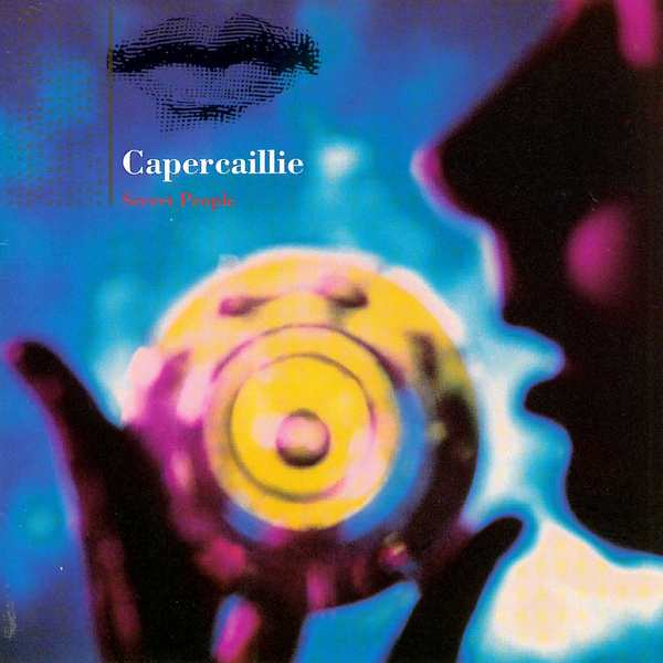 Capercaillie - Secret People - CD cover front