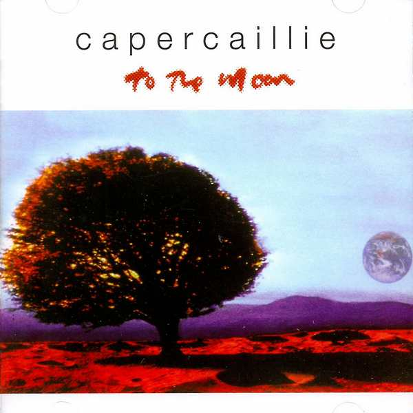 Capercaillie - To The Moon - Cd Cover front