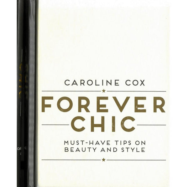 Caroline Cox - Forever Chic front cover