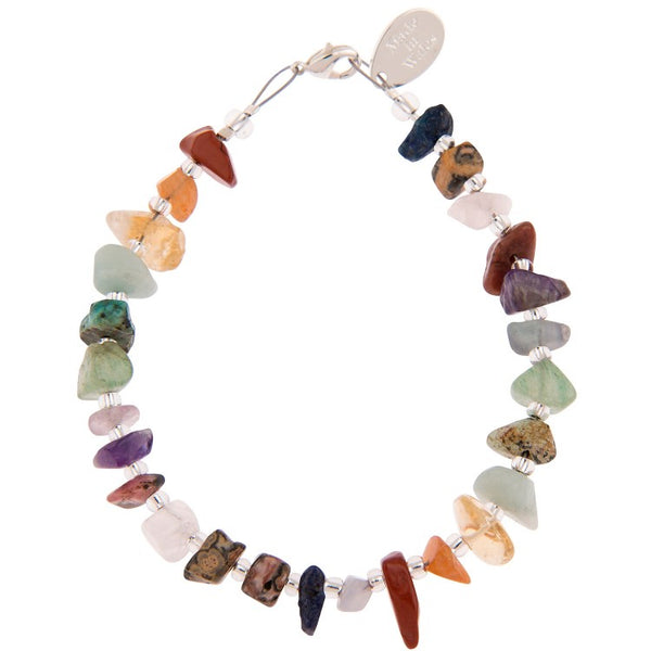 Carrie Elspeth Semi Precious Chips Bracelet B1508-1509