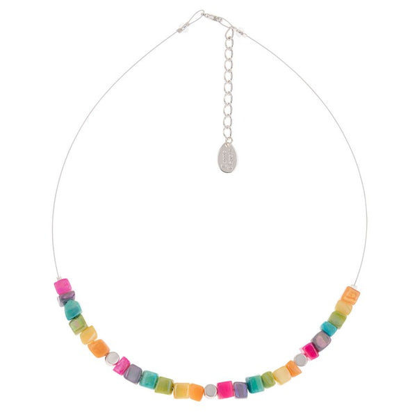 Carrie Elspeth Summer Shells Links Necklace N1534 main