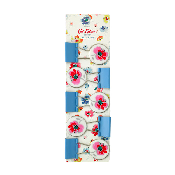 Cath Kidston Mallory Bunch Binder Clips