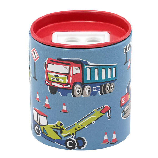 Cath Kidston Pencil Sharpener Construction Site 687423