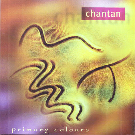 Chantan - Primary Colours CD front cover CUL108D