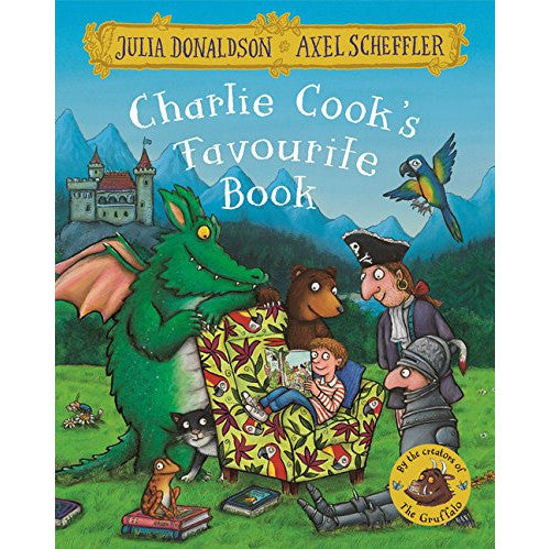 Julia Donaldson - Charlie Cook's Favourite Book