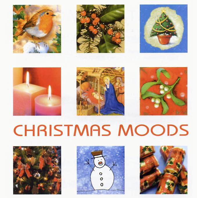 Christmas Moods CD front