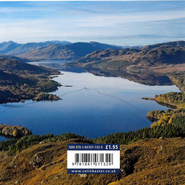 Colin Baxter - Scottish Lochs back cover