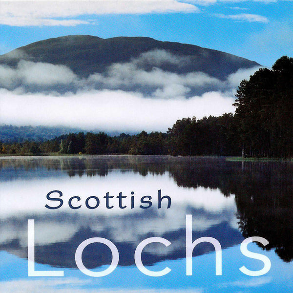 Colin Baxter - Scottish Lochs front cover