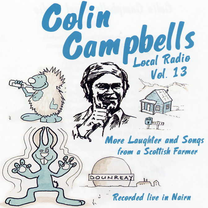 Colin Campbell - Local Radio Volume 13  CCRCD003